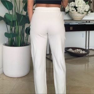 Massimo Dutti Pants & Jumpsuits - Jogging trousers straight leg